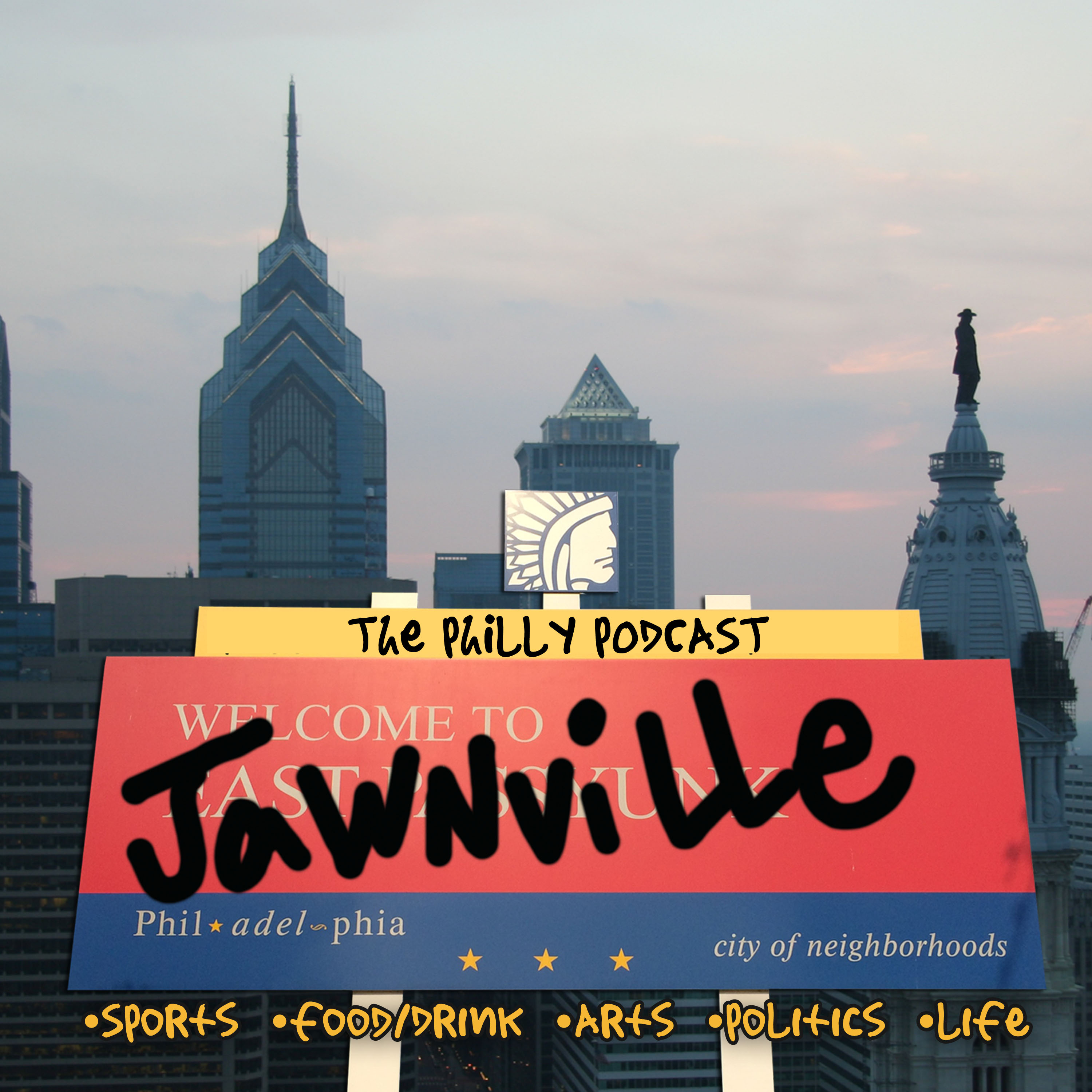 Jawnville: A Philadelphia Community Podcast